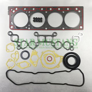 Construction Machinery Excavator K25 Full Gasket Kit Diesel Engine Overhaul Repair Parts
