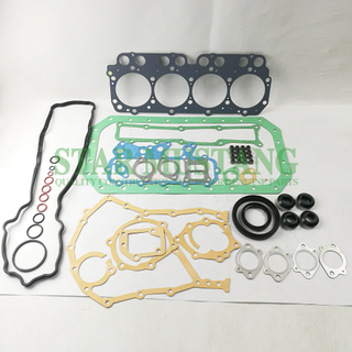 Construction Machinery Excavator N04CT Full Gasket Kit Diesel Engine Overhaul Repair Parts