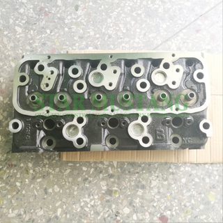 Construction Machinery Excavator PE6T Cylinder Head Engine Repair Parts