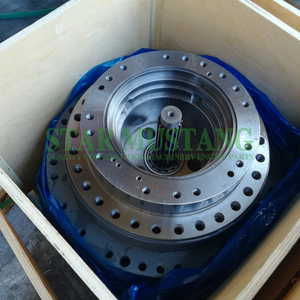 Construction Machinery Engine Parts Travel Gearbox R210LC-9S