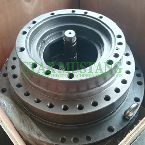 Construction Machinery Engine Parts Travel Gearbox DH225