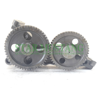 Construction Machinery Engine Parts Oil Pump 6D22 53T 47T ME054056