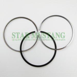 Construction Machinery Excavator V3307 Piston Ring Sets Engine Repair Parts