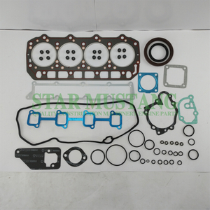 Construction Machinery Engine Parts Full Gasket Kit 4D94