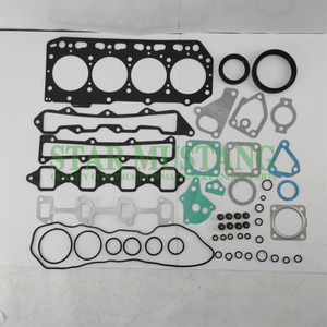 Construction Machinery Engine Parts Full Gasket Kit 4D84 4D84-3 Iron