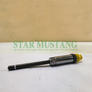 Diesel Engine Construction Machinery Engine Parts Excavator Injector 330B 4W7018
