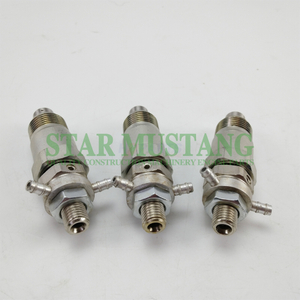 Diesel Engine Construction Machinery Engine Parts Excavator Injector V1902 15271-53020