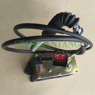 Construction Machinery Excavator E320D2L Throttle Motor Electronic Repair Parts 386-3439