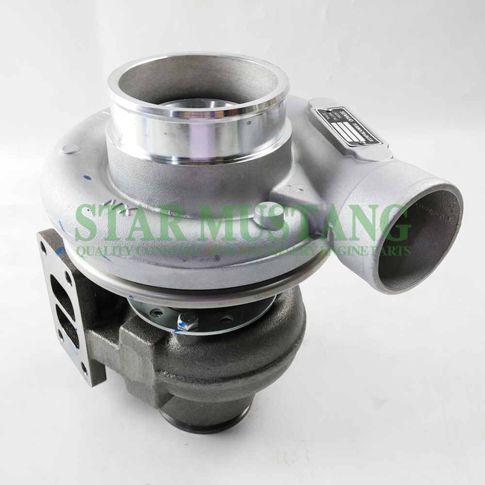 Construction Machinery Excavator HX35 PC220-6 Turbo Charger Engine Repair Parts 3539697 3537132