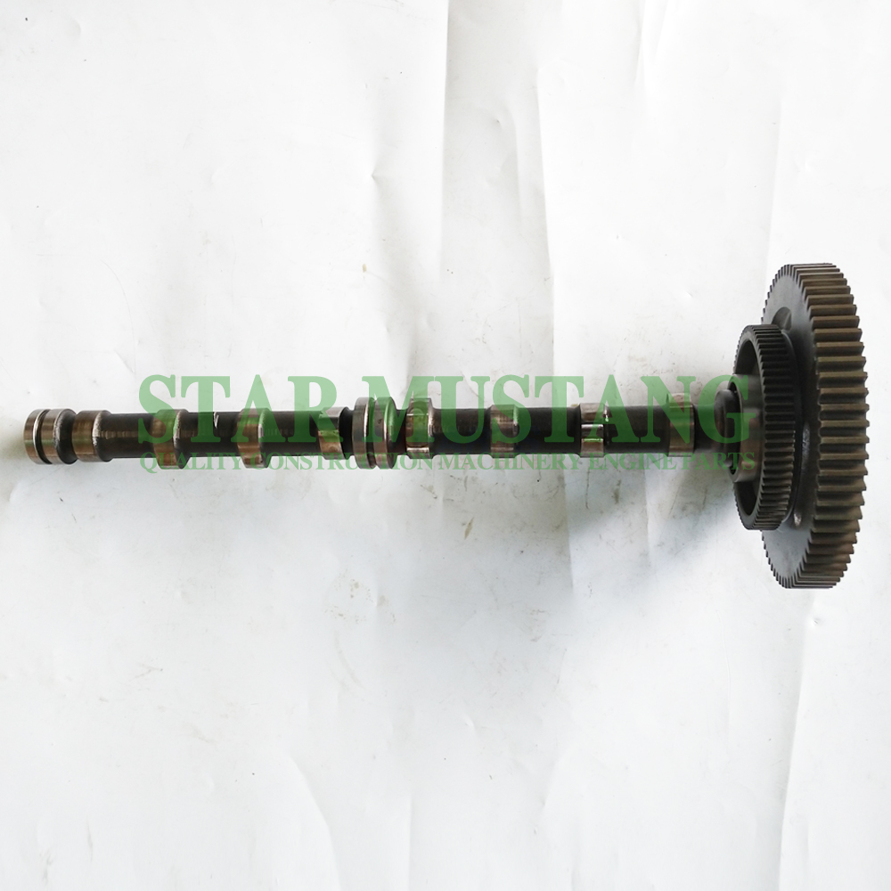 Construction Machinery Excavator V3307 Camshaft Engine Repair Parts