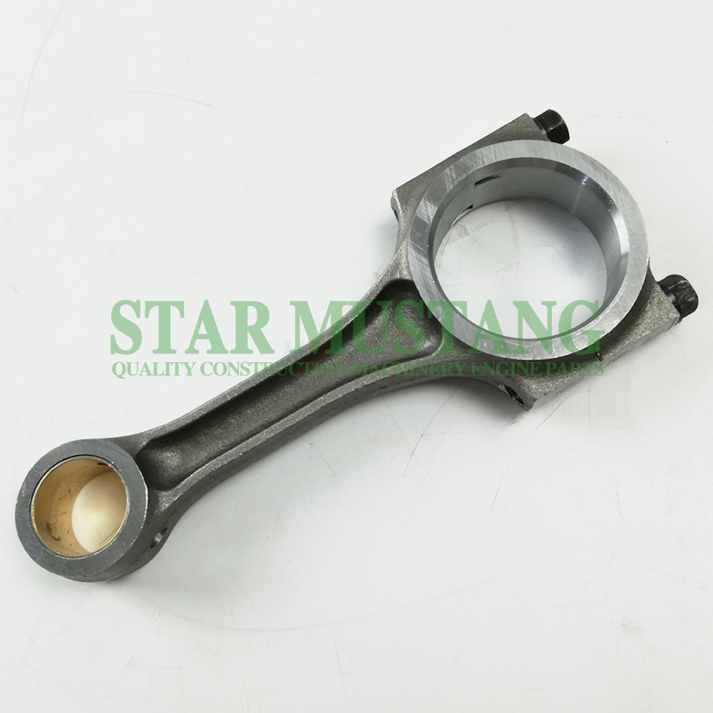 Construction Machinery Excavator 3TNV76 Connecting Rod Flat Engine Repair Parts