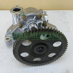 EF750 Oil Pump For Construction Machinery Excavator 15110-1461 15100-1571
