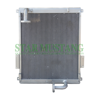 320B Hydraulic Oil Cooler For Construction Machinery Excavator