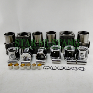 Piston Liner Kit BF6L913C Repair Overhaul Parts Construction Machinery Excavator Engine parts