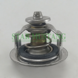 Construction Machinery Excavator V2607 Thermostat Engine Repair Parts