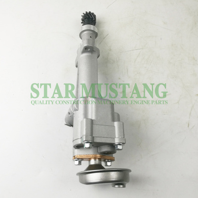 Construction Machinery Excavator 4JB1 Oil Pump Small Head Engine Repair Parts 8970697381