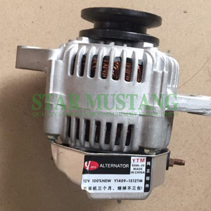 Construction Machinery Diesel Engine Spare Parts Excavator Alternator S4L2