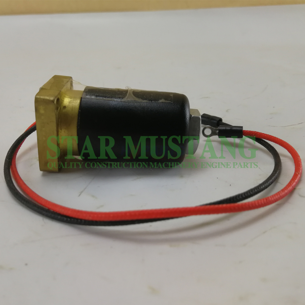 Construction Machinery Diesel Engine Spare Parts Excavator Loader Solenoid Valve HD-Y2160 561-15-47210