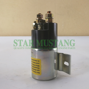 Construction Machinery Diesel Engine Spare Parts Excavator Power Solenoid Valve E320C 165-4026
