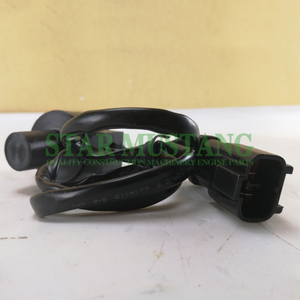 Construction Machinery Diesel Engine Spare Parts Excavator Hydraulic Pump Solenoid Valve PC60-5 SD1244-C-10 DC24V