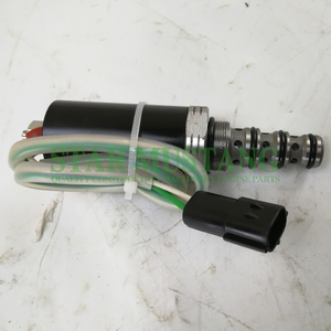 Construction Machinery Diesel Engine Spare Parts Excavator Hydraulic Solenoid Valve DH200-7 R200-5 Long Line