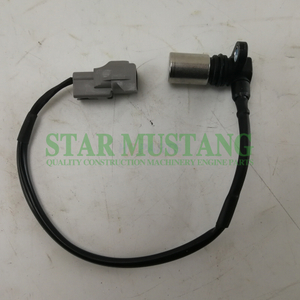 Construction Machinery Diesel Engine Spare Parts Excavator Revolution Sensor 4HK1 Metal