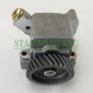 Construction Machinery Excavator D2366 Oil Pump 60mm Height Engine Repair Parts