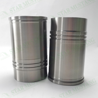 Engine YN4100 Cylinder Liner Sleeves For Yunnei