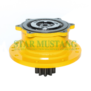 Swing Motor Excavatoer Parts Swing Gearbox PC56 For Construction Machinery Swing Reduction Gearbox