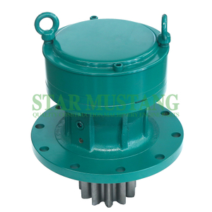 Swing Motor Excavatoer Parts Swing Gearbox SK135 For Construction Machinery Swing Reduction Gearbox