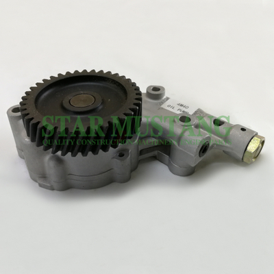 Construction Machinery Excavator 4M40 Oil Pump Engine Repair Parts