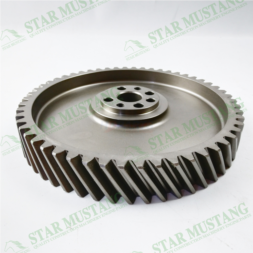 Camshaft Gear D1146 DE08 D2366 65.04501-0057 Original Diesel Engine Machinery Construction Machinery Excavator