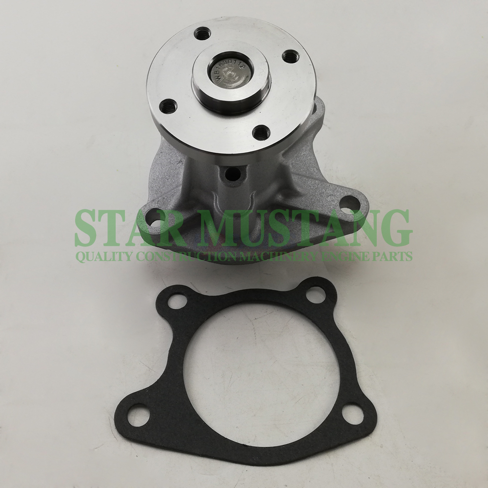 Construction Machinery Excavator V1512 D725 Water Pump Engine Repair Parts