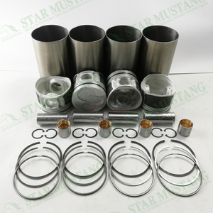 D4BB Engine Piston 23410-42701 Liner 21131-42001 Kit Overhaul Repair Engine Spare Parts