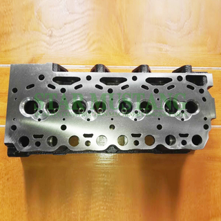 Construction Machinery Excavator D4D Cylinder Head Engine Repair Parts