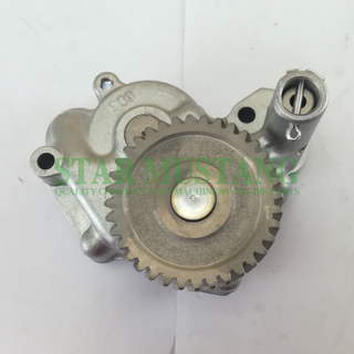 Construction Machinery Engine Parts Oil Pump 6D34 6D34T ME014230