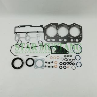 Construction Machinery Engine Parts Full Gasket Kit 3TNE76