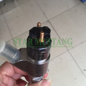 Diesel Engine Construction Machinery Engine Parts Excavator Injector D6E EC210 0445120067