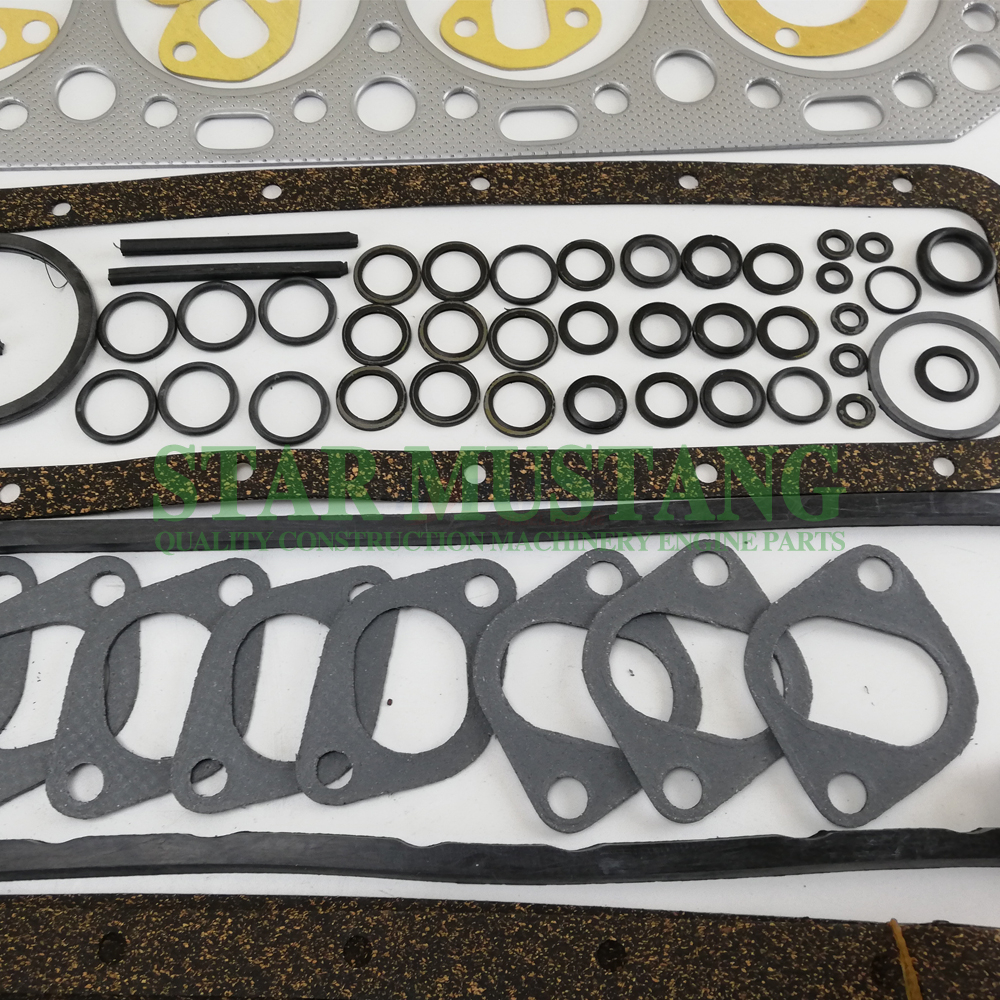 Construction Machinery Engine Parts Full Gasket Kit DA120
