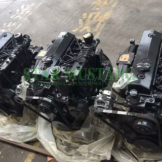 Construction Machinery Excavator B3.3 Diesel Engine Assembly Repair Parts
