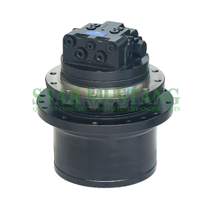 Construction Machinery Excavator ZTM09 Travel Motor Assembly Repair Parts