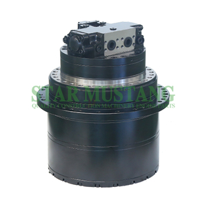 Construction Machinery Excavator ZTM40 Travel Motor Assembly Repair Parts