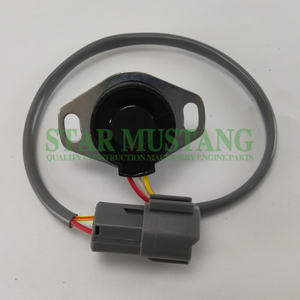 Construction Machinery Excavator PC200-5 Throttle Positionor Sensor Electronic Repair Parts
