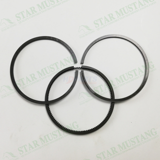 Construction Machinery 490BPG Piston Ring Sets Overhaul Repair Kit Diesel Engine Spare Parts