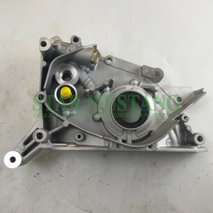 D4BB 4D56T Oil Pump For Construction Machinery Excavator 21340-42501