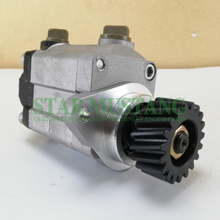 WD12 Hydraulic Steering Pump For Construction Machinery Excavator 3407-00369 612600130512 Original