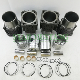 Piston Liner Kit F4L912 Repair Overhaul Construction Machinery Excavator Engine Parts
