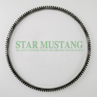 D7D Flywheel Gear 129 Teeth Construction Machinery Excavator Engine Parts
