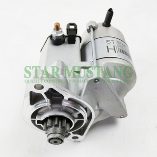 Construction Machinery Excavator V1315 D1105 EX35 Starter Motor 12V 9T 1.6KW Engine Repair Parts