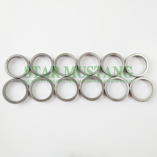 WD10G220E11 Valve Seat Exhaust Intake Construction Machinery Excavator Engine Repair Parts